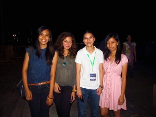 UPLB AstroSoc with Dr. Reinabelle Reyes